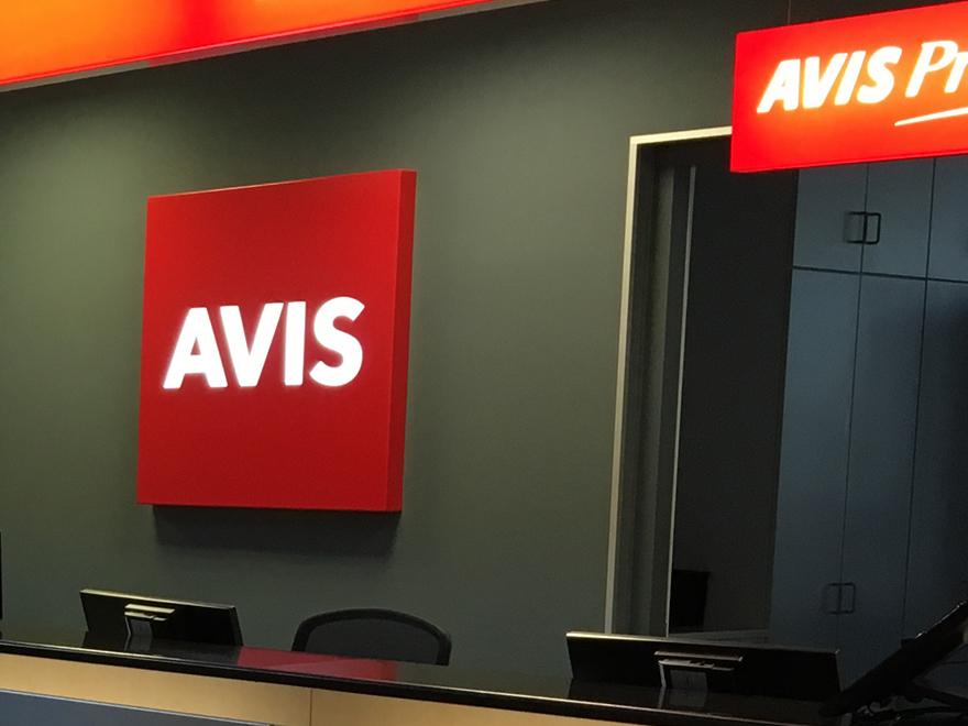 4.500 Meilen mit einem Mietwagen von AVIS