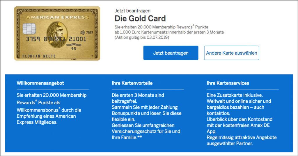 20.000 American Express Membership Rewards durch Freundschaftwerbung