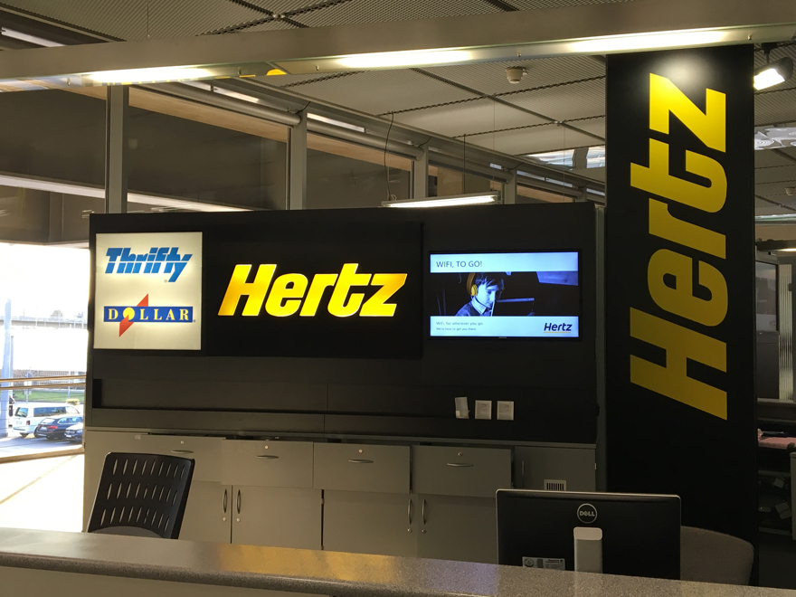 Im Juni 2019 bis zu 2.500 Miles & More Meilen bei Hertz mit einem Mietwagen