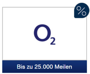 Im Juni 2019 bis zu 25.000 Lufthansa Miles & More Meilen bei o2 mit einem Neuvertrag Teaser