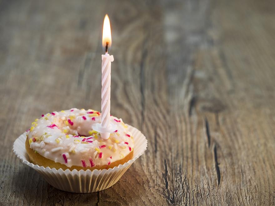 Happy Birthday - 1 Jahr Reisen Mit Punkten - Wir feiern Geburtstag