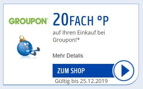 20Fach PAYBACK Groupon Coupon