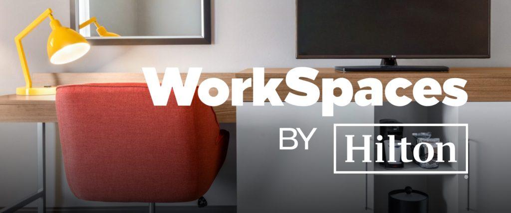 WorkSpaces by Hilton 10.000 Hilton Honors Bonus Punkte für den ersten Aufenthalt